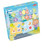 Let´s Learn Colours and Shapes