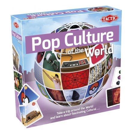 Pop Culture of the World