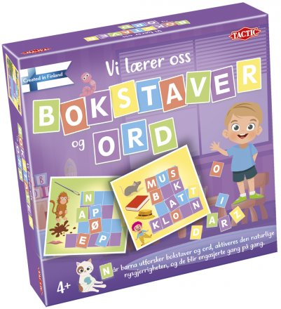 Let´s Learn Letters and Words