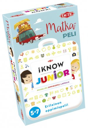 iKNOW Junior matkapeli