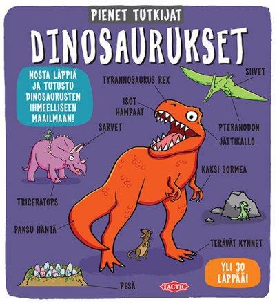 Pienet tutkijat: Dinosaurukset