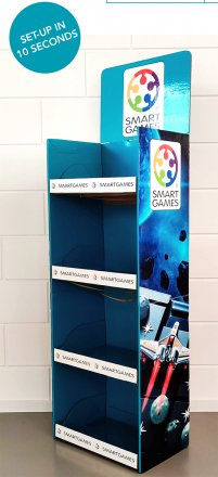 Smart Games display