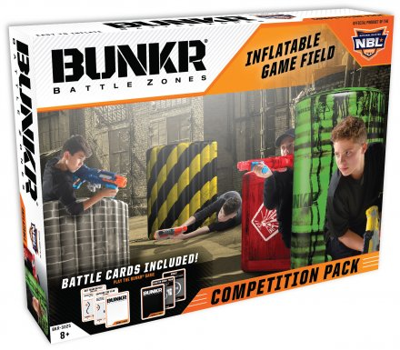 BUNKR BattleZones Competition Pack
