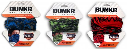BUNKR Face Cover Assortment