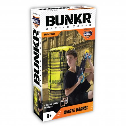 BUNKR BattleZones Take Cover Assortment D