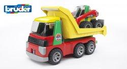 ROADMAX kuljetusauto ja pienkuormain