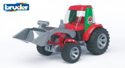 ROADMAX Tractor with frontloader