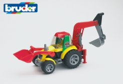 ROADMAX Backhoe loader