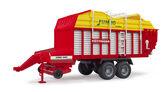 Pöttinger Jumbo 6600 noukinvaunu