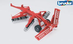 Kuhn discover XL disc harrow