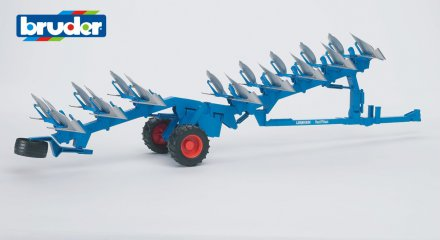 LEMKEN Semi-mounted reversible plough Vari-Titan