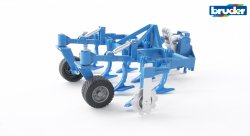 Accessories: Front cultivator