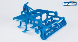Accessories: LEMKEN Disc cultivator