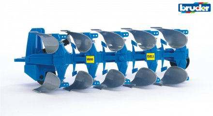 Accessories: LEMKEN Plough