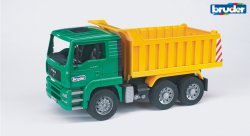 MAN TGA Tip up truck