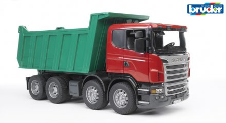 Scania R-Series Tipper truck