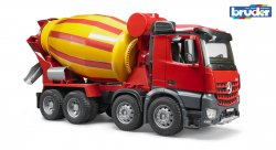 MB Arocs Cement mixer truck