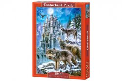 Wolves and Castle - 1500 stukjes