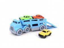Autonkuljetusrekka + 3 autoa