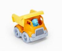 Kippiauto keltainen + kuljettaja