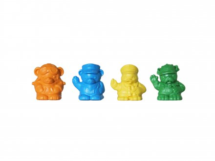Green Toys Character 4-Pack