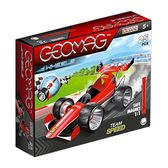 Geomag Wheels Red Team Speed 25 delig