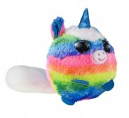 Squishee plush Rainbow Unicorn