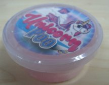Unicorn Poo 70g 12 pcs display