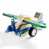 Stanley JR Pull-Back Airplane Kit