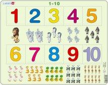 Larsen Palapeli 1-10 (Maxi) 10 palaa