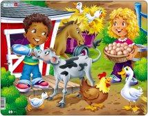 Larsen Lapset maatilalla 2 (Maxi) 18 palaa