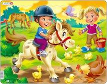 Larsen Lapset maatilalla 4 (Maxi) 16 palaa