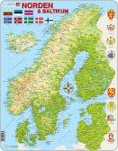 Larsen Pohjoismaat & Baltia (Maxi) 75 palaa
