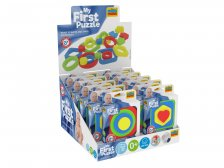 Millaminis My First Puzzle Shapes 26 pcs display
