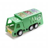 Stanley JR Recycling Truck Kit