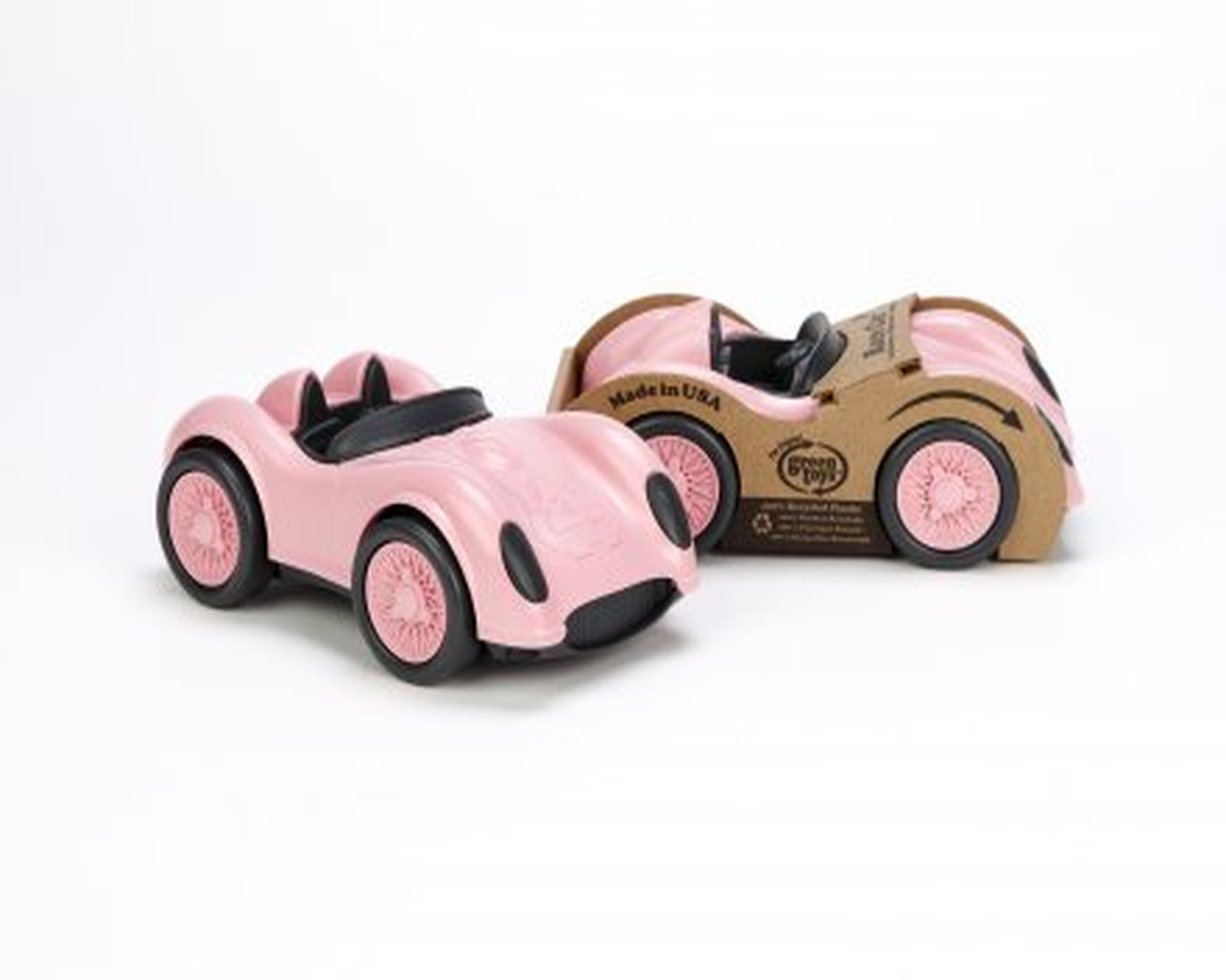 Pinkki Kilpa-auto