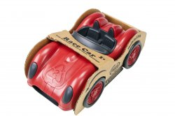 Green Toys Race Car (Red, Blue & Pink)