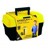 Stanley Jr 5 -osainen työkalusettu ja työkalupakki