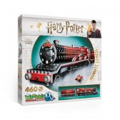 Wrebbit 3D Harry Potter Hogwarts Express (460 pcs)