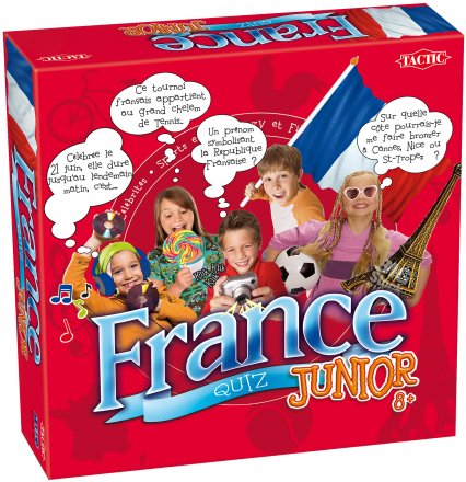 France Quiz Junior