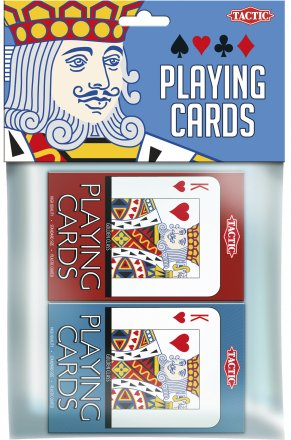Playing Cards Double pack card