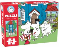 Moomin 35 Pieces Puzzle - House