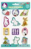 Deco Stickers 3D: Moomin