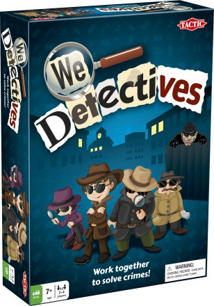 We Detectives