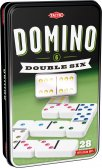 Domino Double 6 metallirasiassa