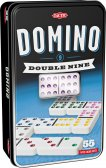 Domino Double 9 metallirasiassa