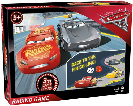 Cars 3 Racing Game