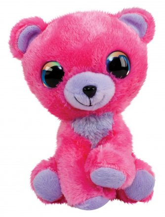 Lumo Stars Bear Raspberry - Big
