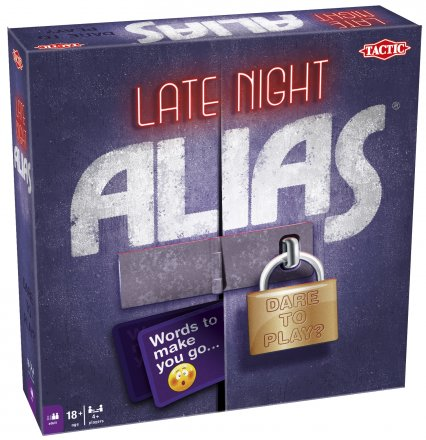 Late Night Alias