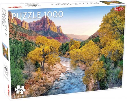 Watchman Mountain puzzle 1000 pcs